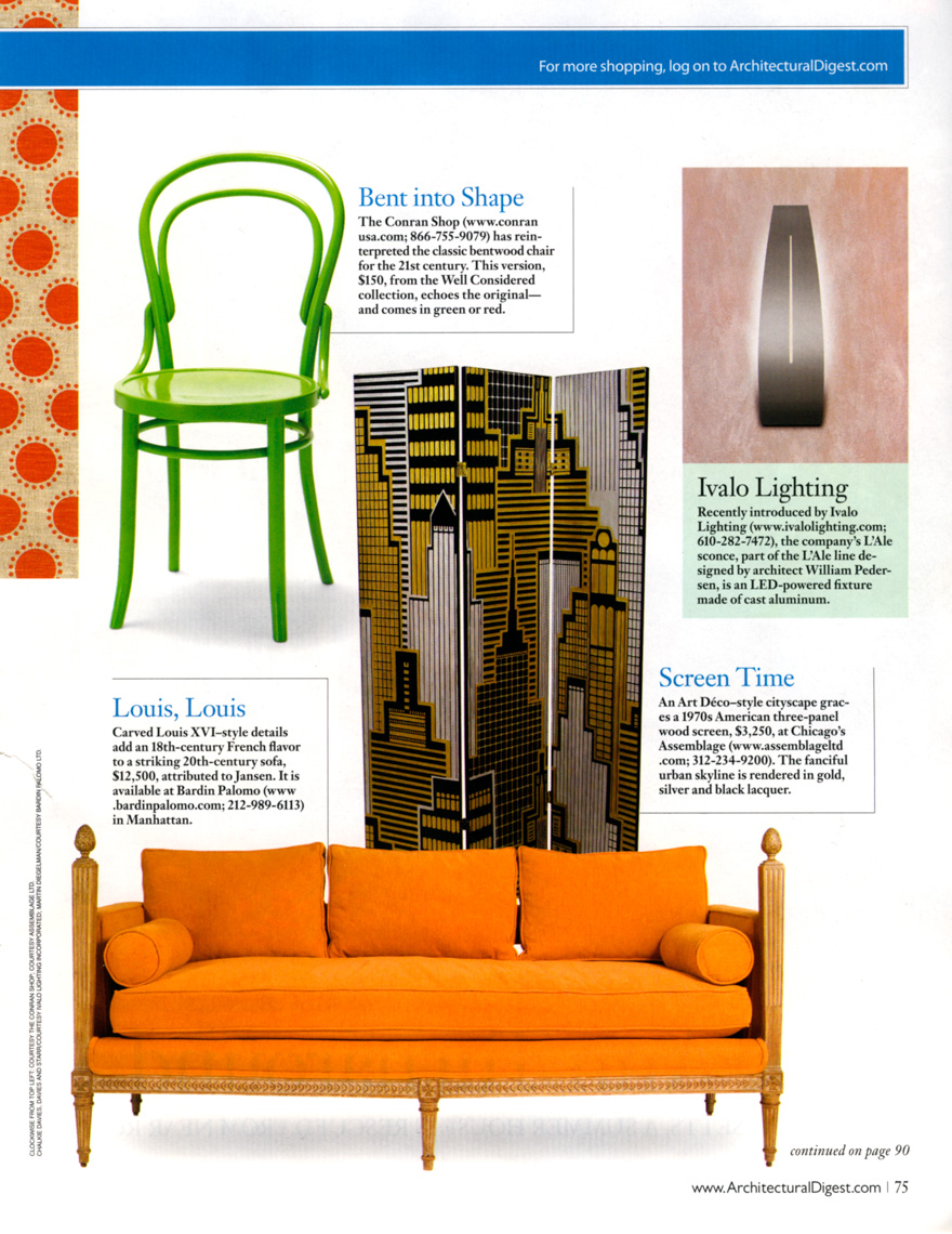 1.10 Architectural Digest p. 75