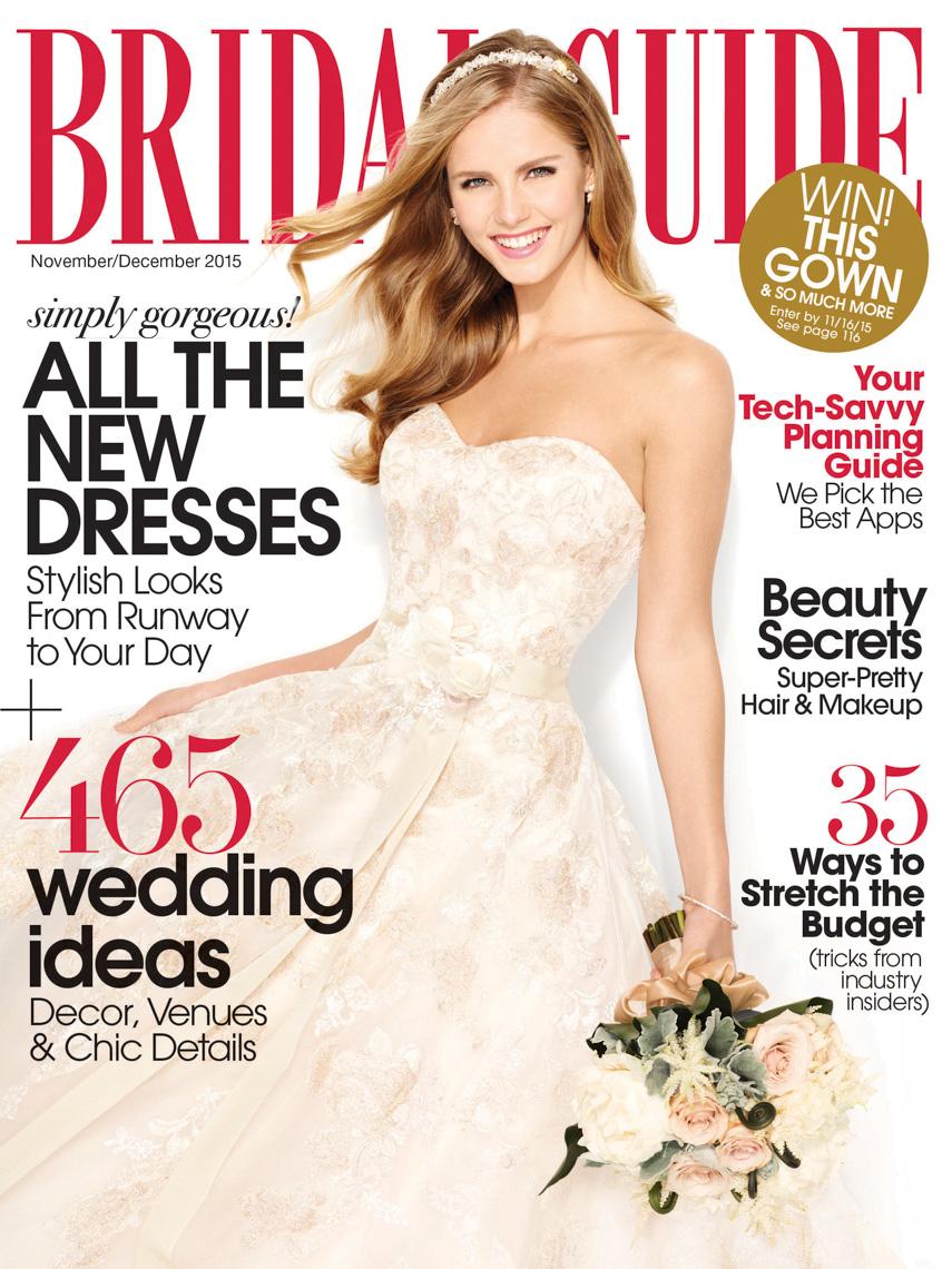 Bridal Guide – November/December 2015