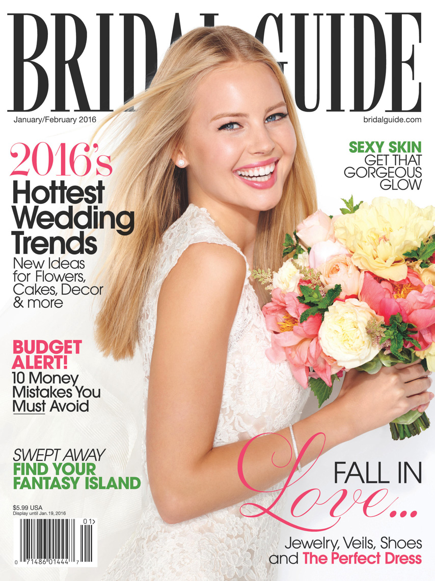 Bridal Guide – January/February 2016