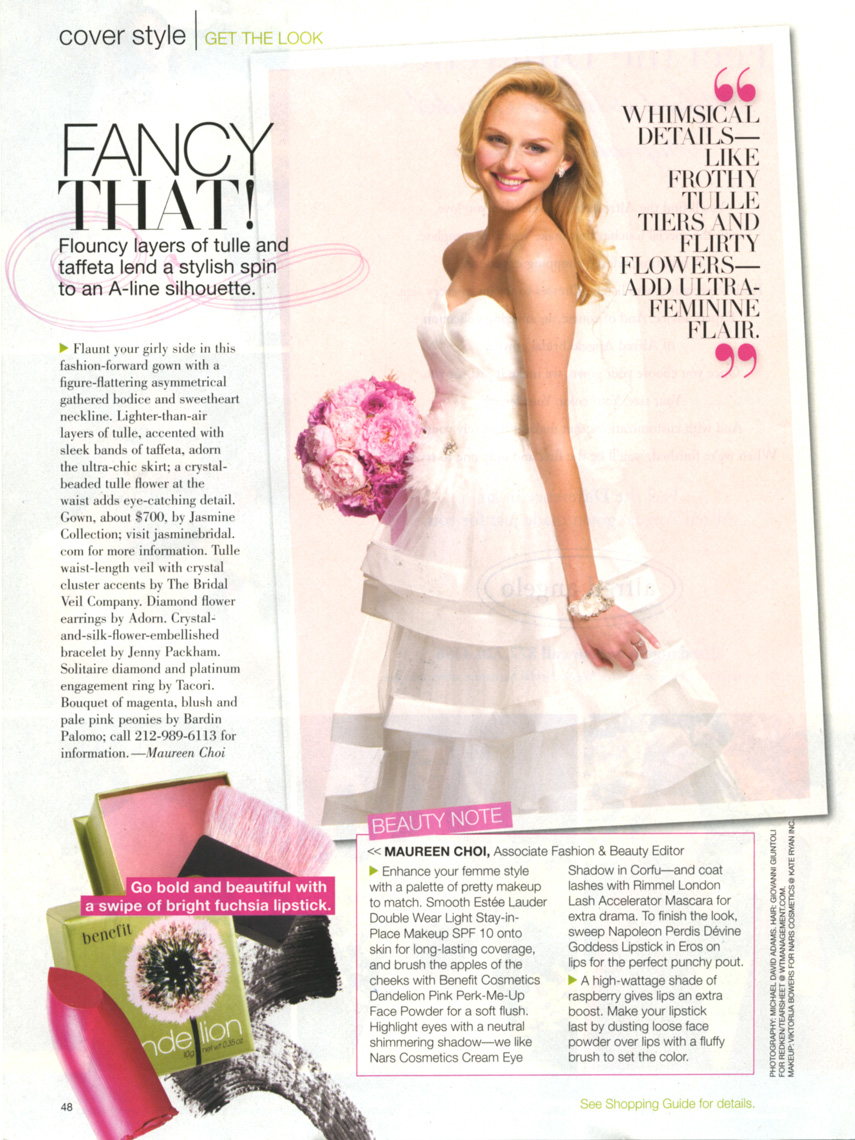 Bridal Guide – January/February 2011