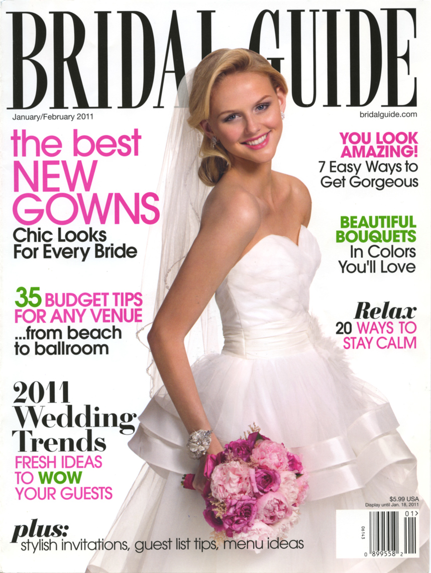 1_11 Jan_Feb Bridal Guide Cover