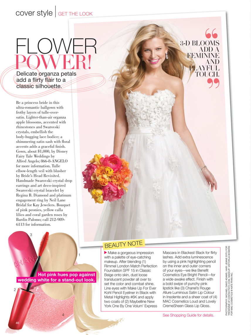 Bridal Guide – May/June 2011