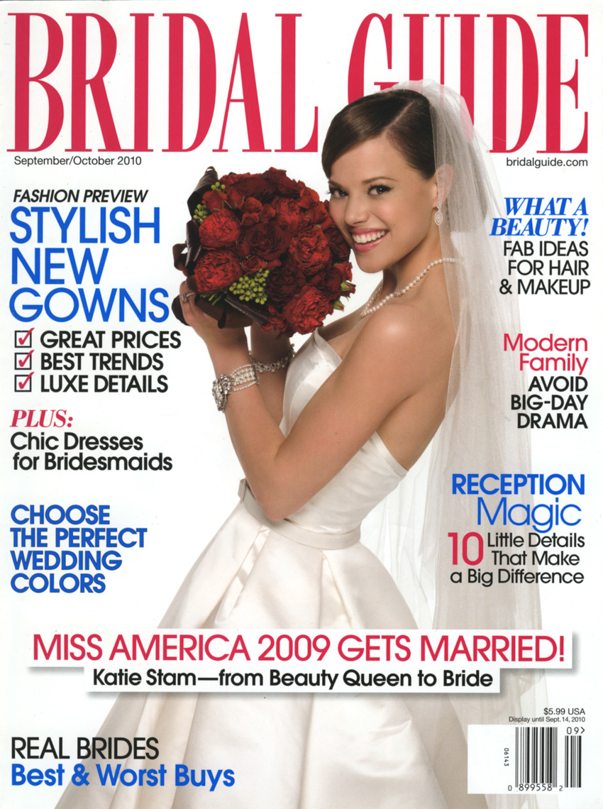9_10 September_October Bridal Guide Cover