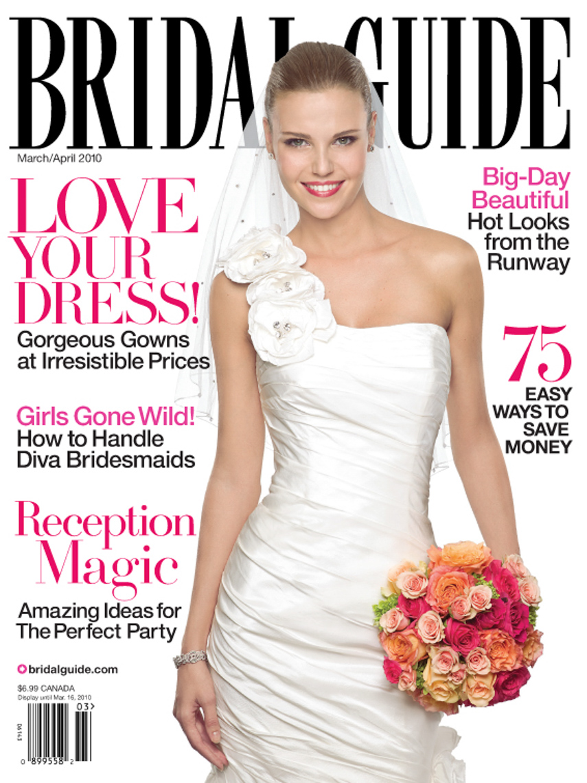 Bridal Guide – March/April 2010