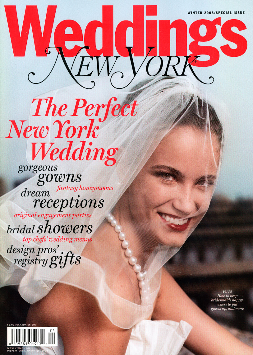 New York Weddings – Winter 2008