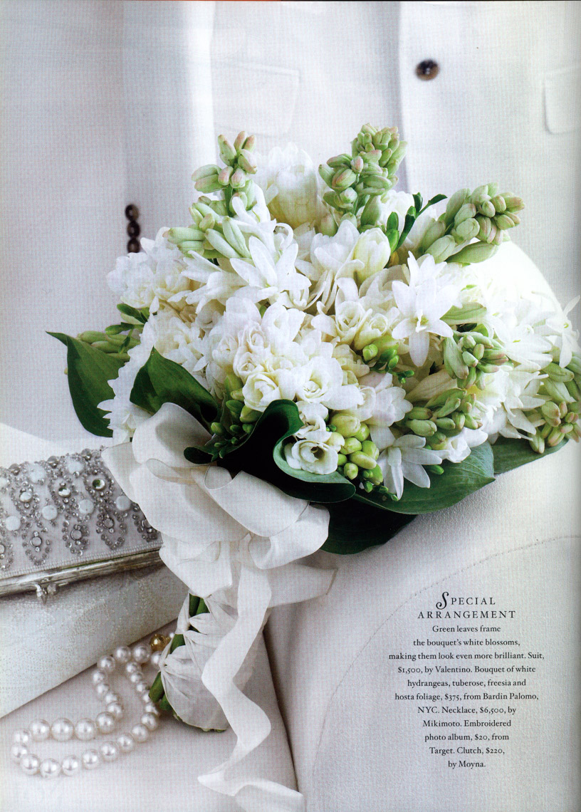 Elegant Bride – Fall 2007