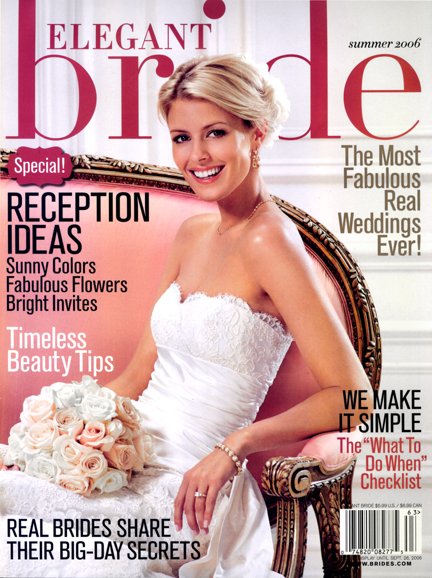 Elegant Bride Summer 2006 Cover