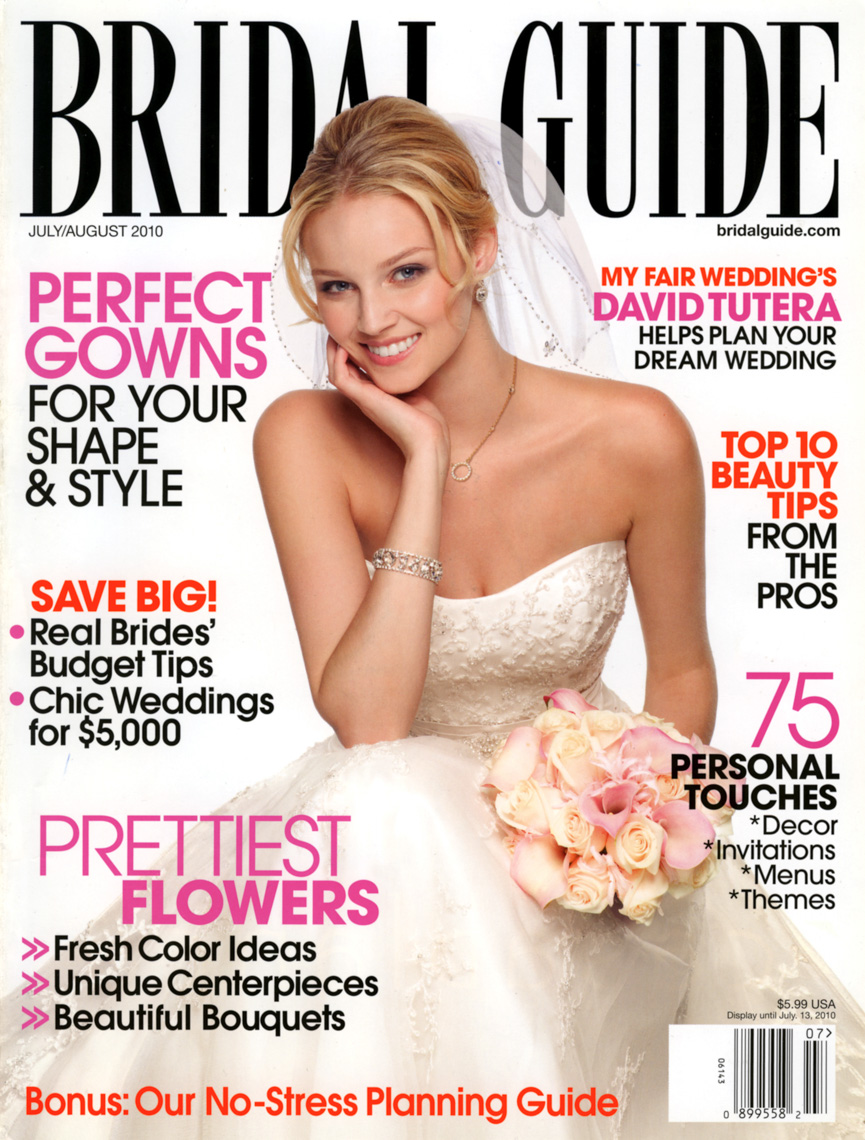 Bridal Guide – July/August 2010
