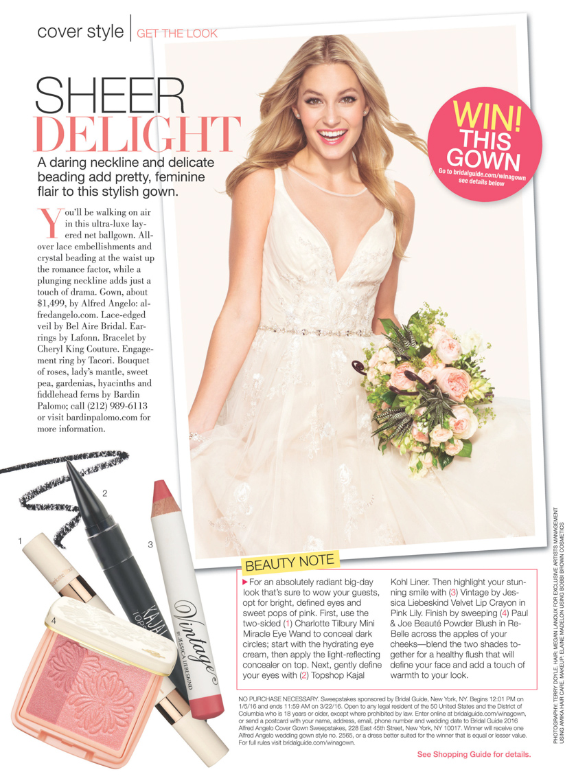 Bridal Guide – March/April 2016