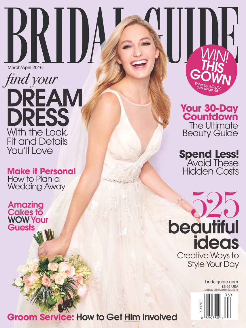 Bridal Guide – March / April 2016
