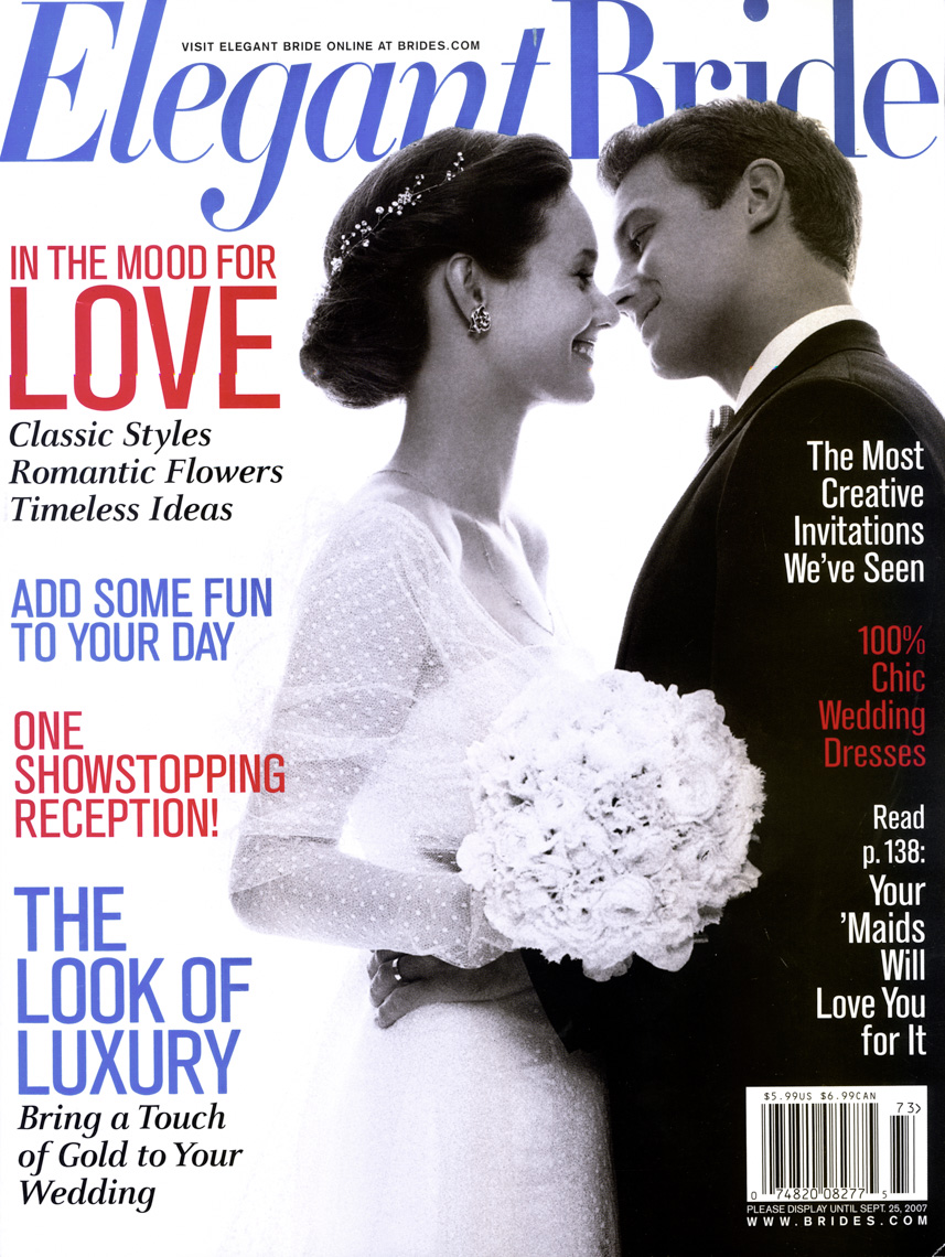 Summer 2007 Elegant Bride Cover