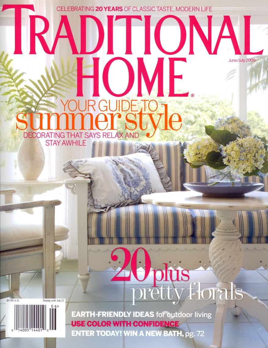 Traditional Home – June/July 2009