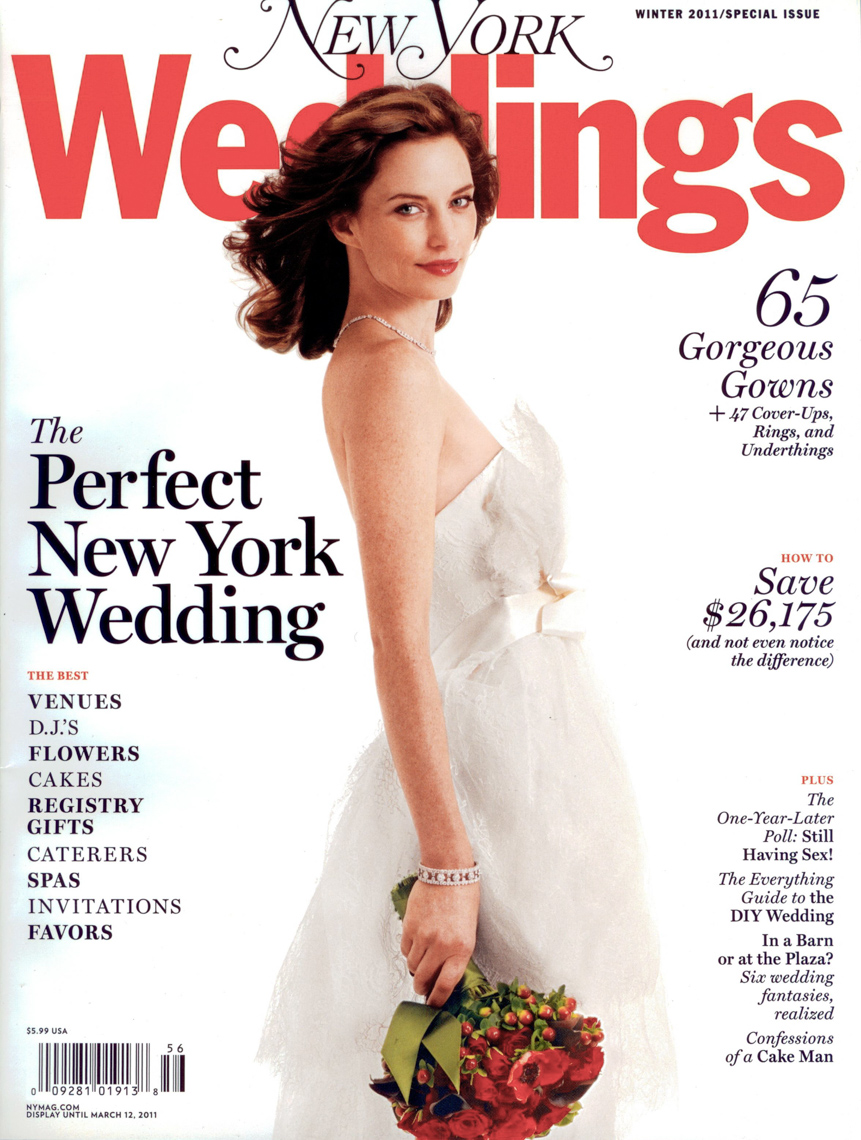 New York Weddings – Winter 2011