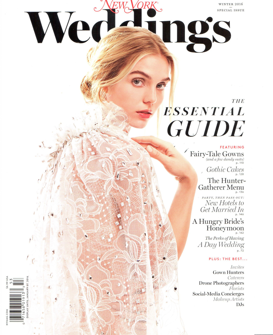 New York Weddings – Winter 2016